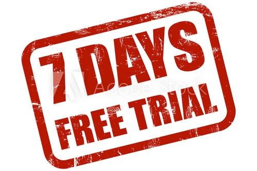 7Days Free Trial